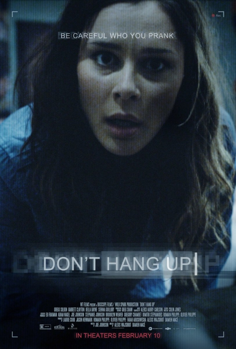 Don't Hang up (2017) Review: It's Like Saw for Wusses