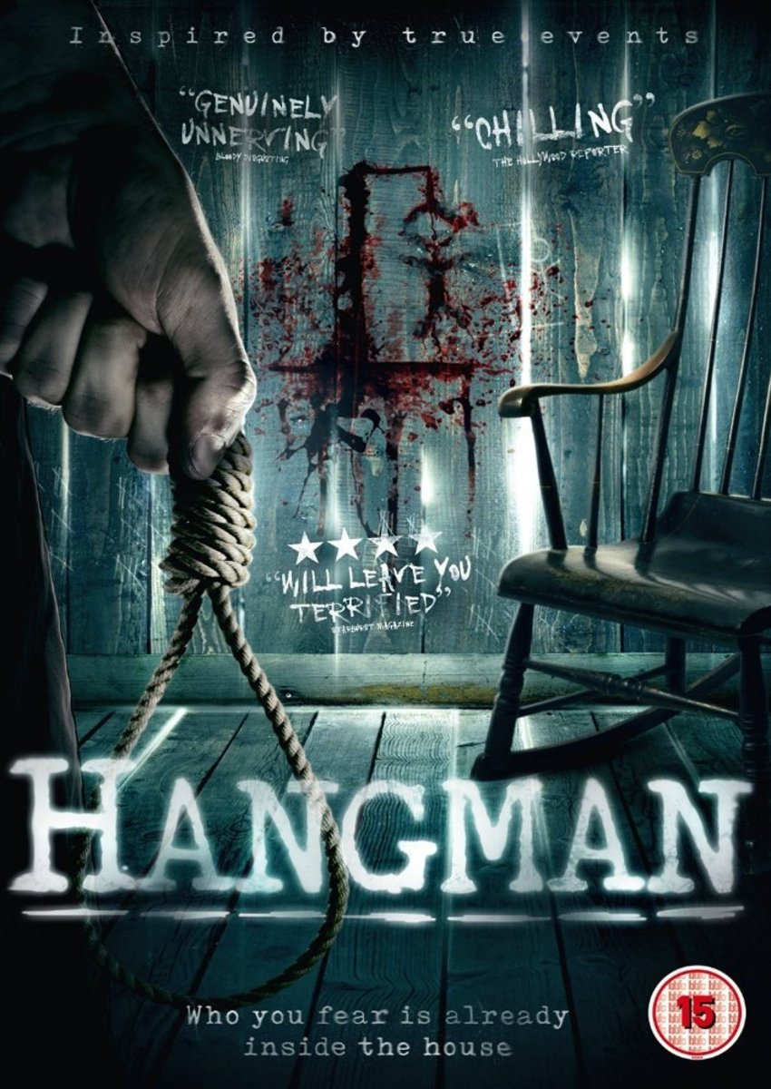Hangman  - A lesser known movie where the killer is so close by, it's creepy.
