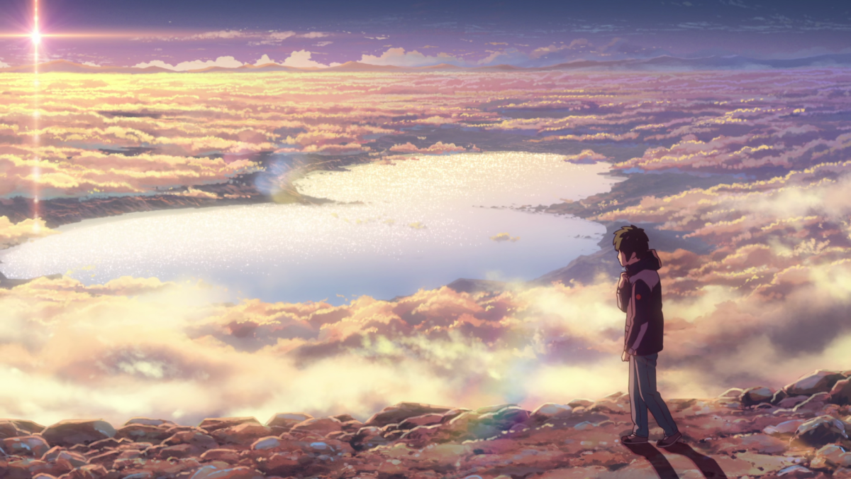 A desolate, dazzling landscape reveals its horrifying truths to Taki.