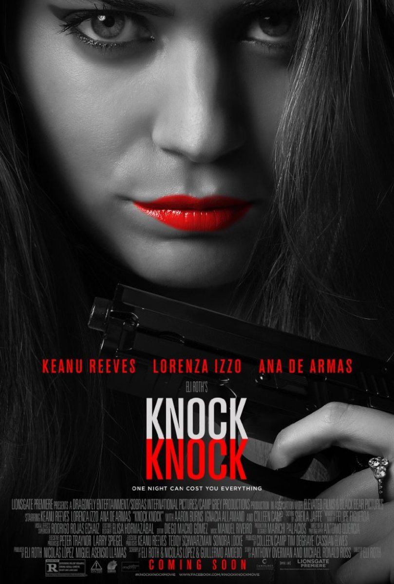 #KnockKnockovie #Netflix #HomeInvasionMovies #KeanuReeves