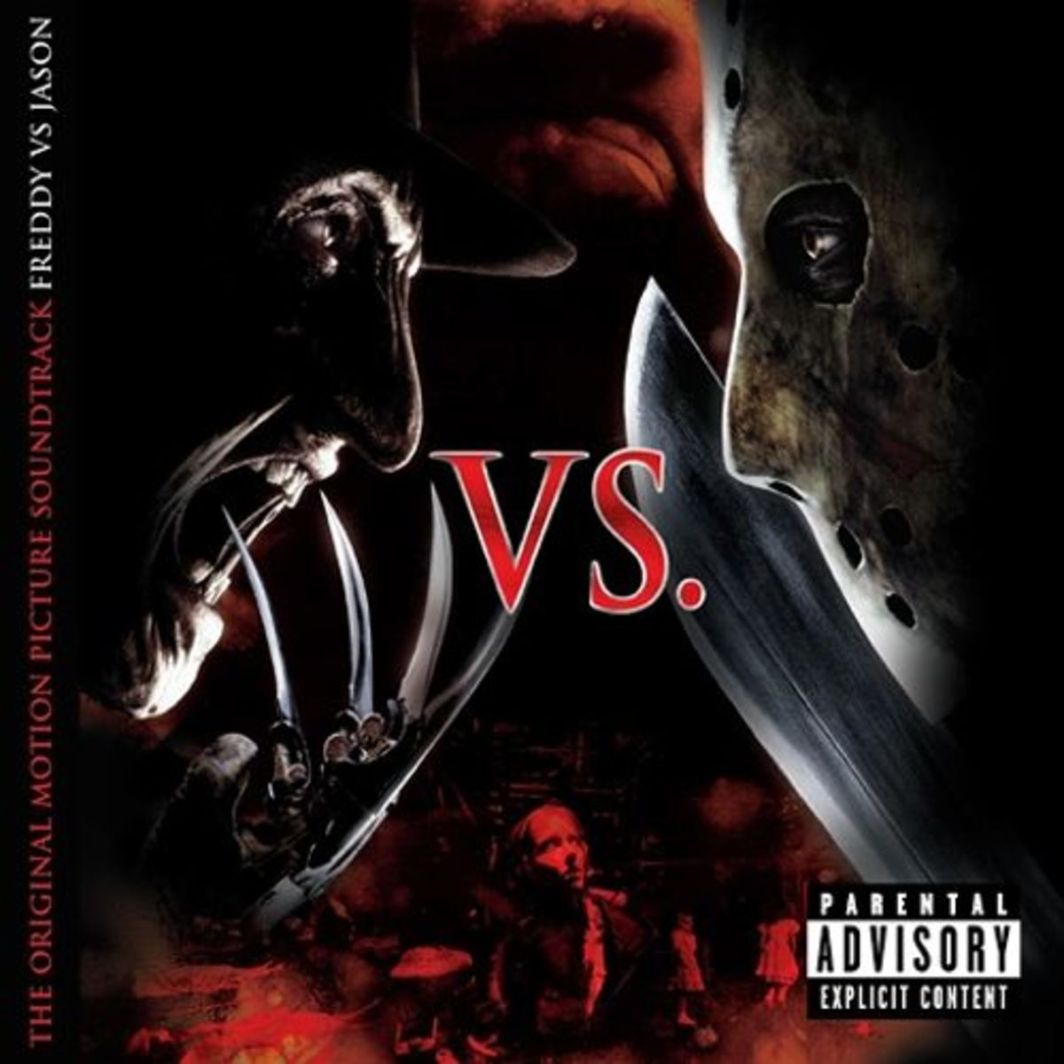 "The ""Freddy Vs. Jason"" soundtrack album featured abrasive nu-metal and hardcore acts like Killswitch Engage, Ill Nino, Hatebreed, and Slipknot."