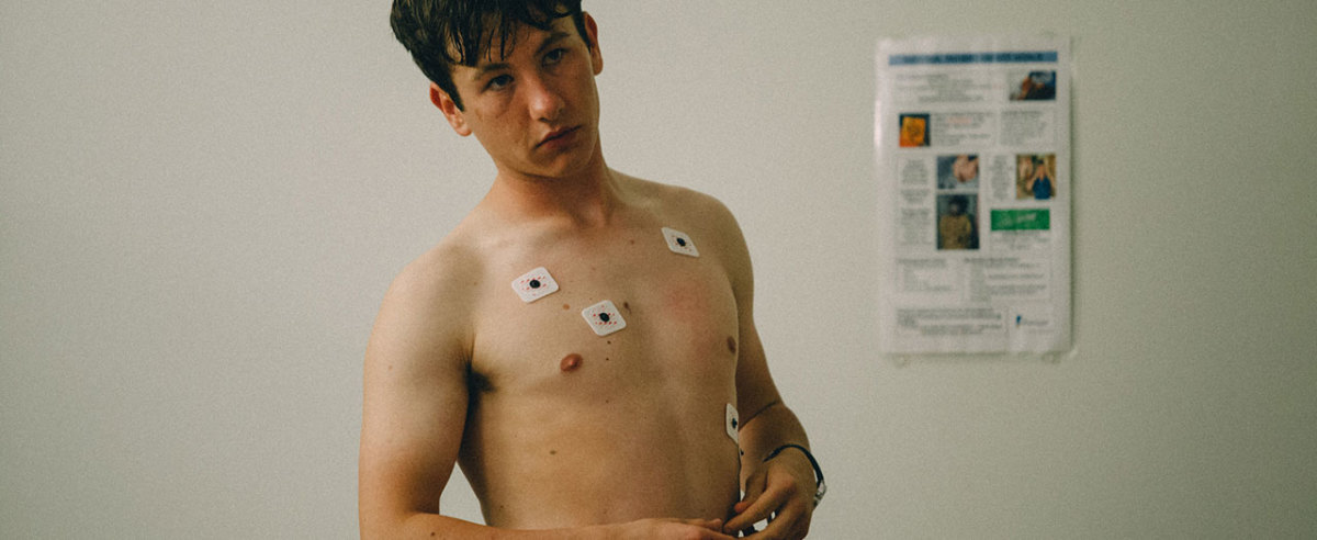 "Barry Keoghan as Martin in ""The Killing of a Sacred Deer."""
