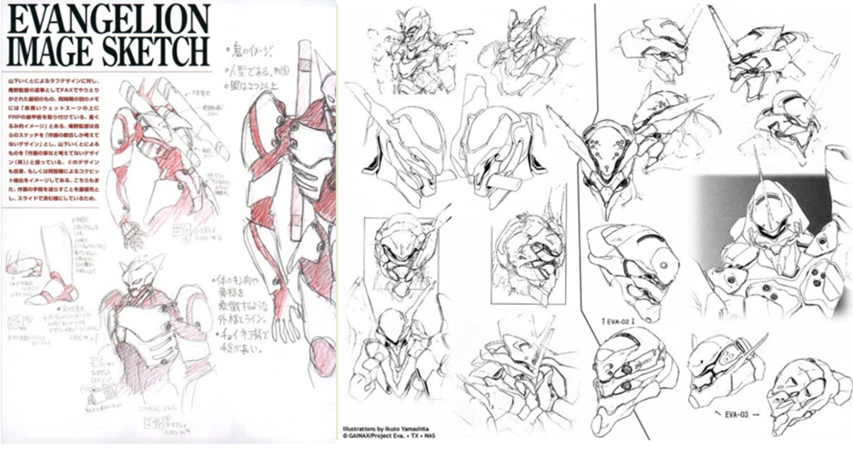 Several EVA design concepts.