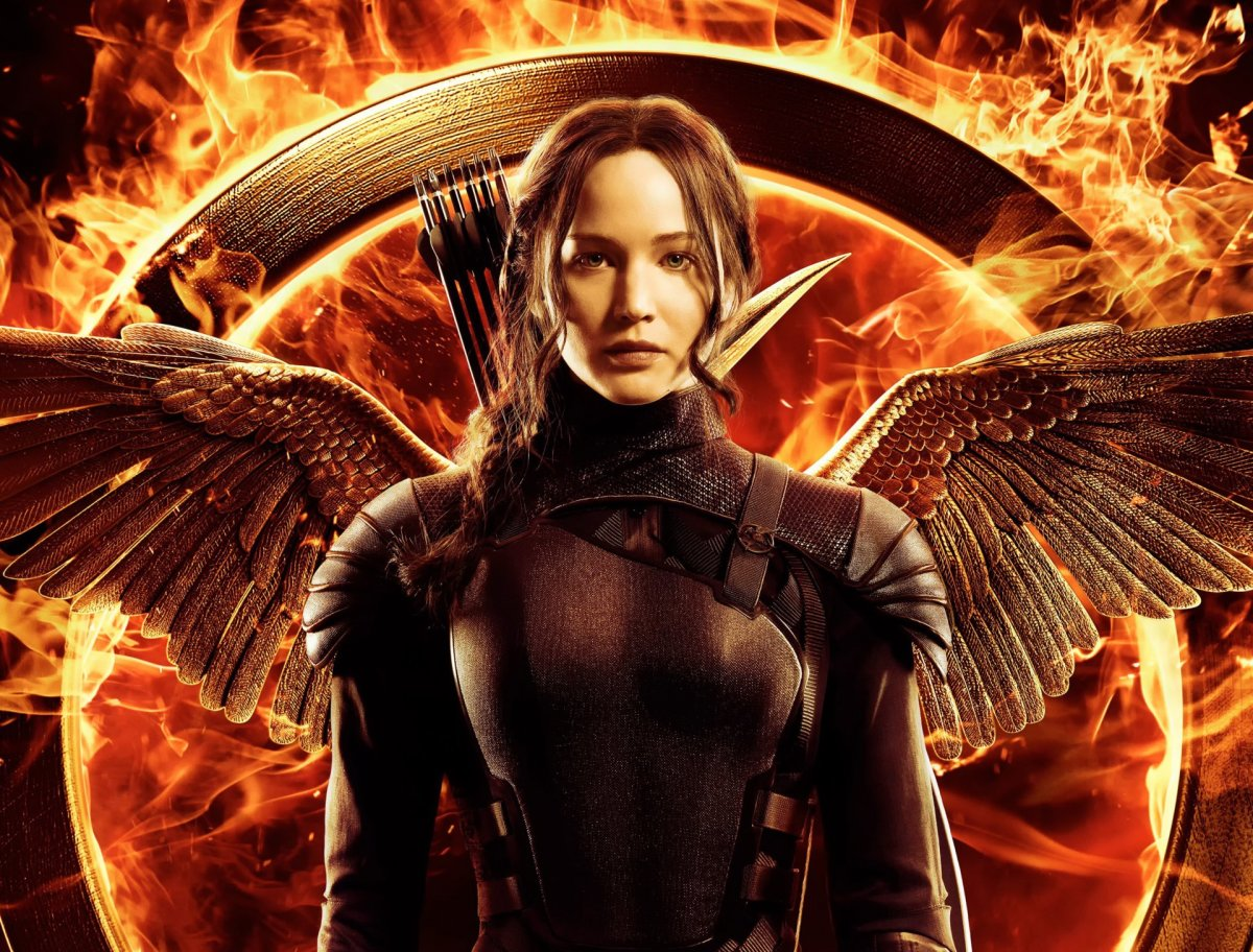 "Jennifer Lawrence was the star of ""The Hunger Games.""  She has been the highest paid female actress since 2015, but was discovered on the streets of New York City when she was on vacation with her parents."
