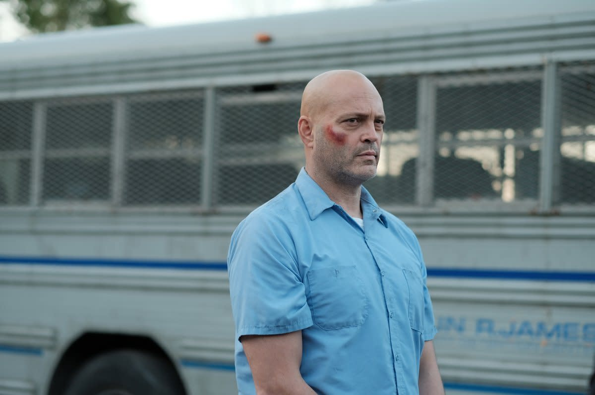 "Vince Vaughn as Bradley Thomas in ""Brawl in Cell Block 99."""