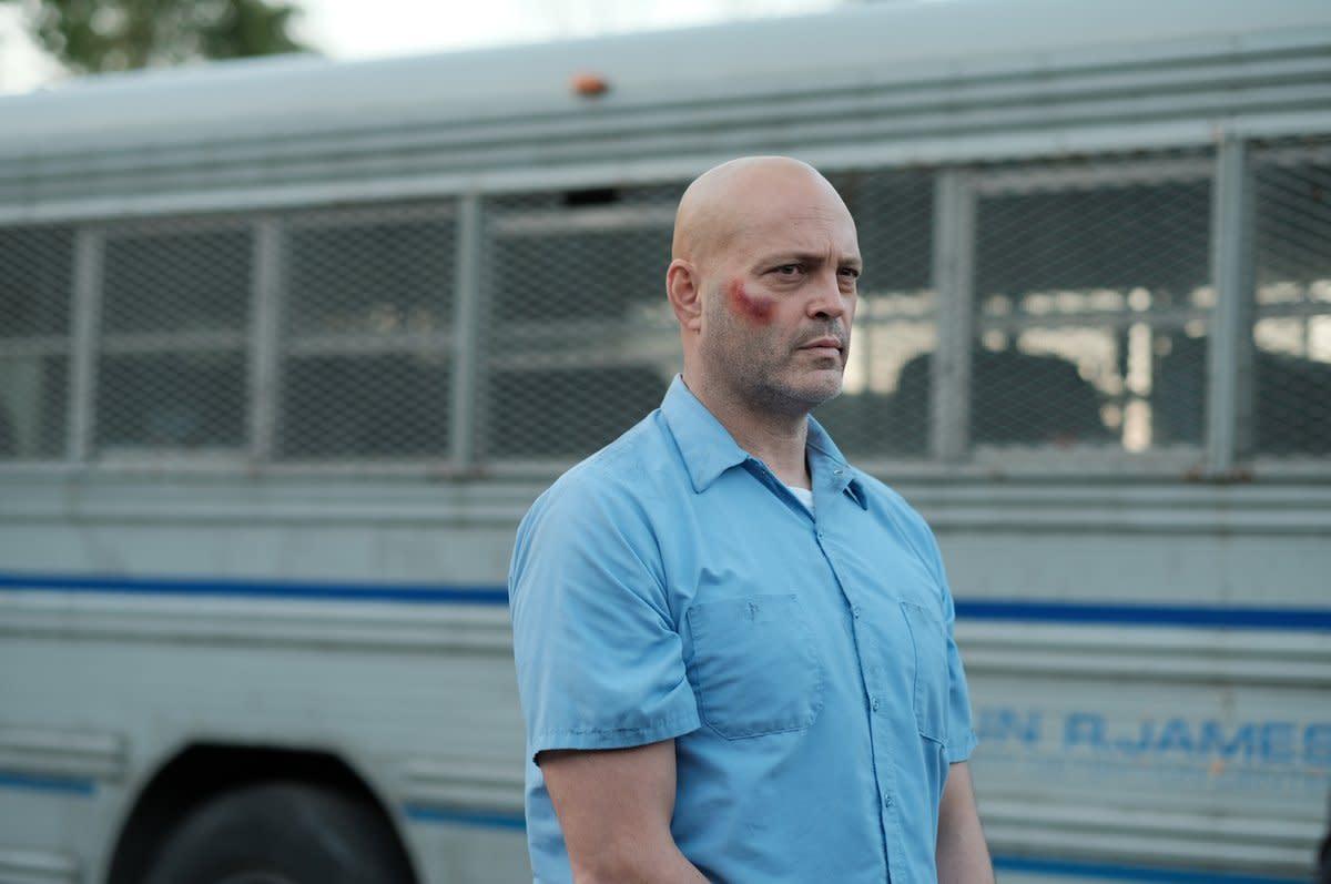 """Vince Vaughn as Bradley Thomas in """"Brawl in Cell Block 99."""""""