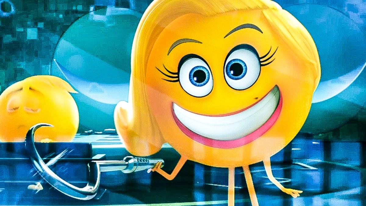 New Review The Emoji Movie 2017 Reelrundown Entertainment