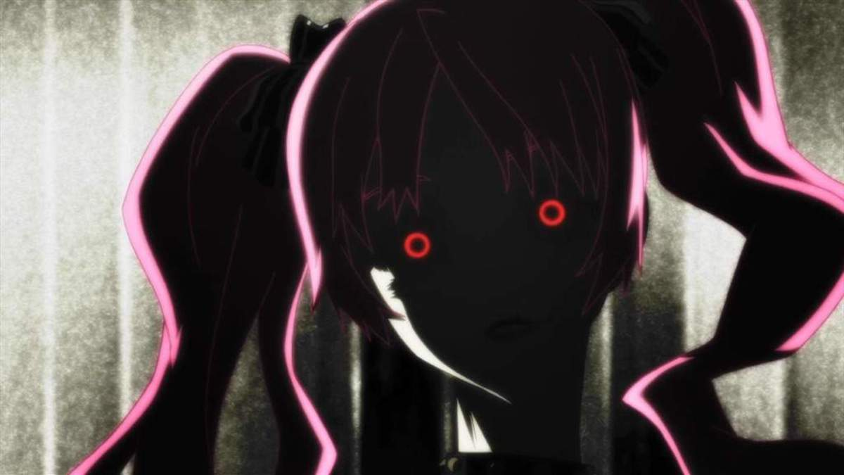 So, In Shiki, does everyone pretend not to see  their family and friends now have black holes where their eyes used to be? Or...