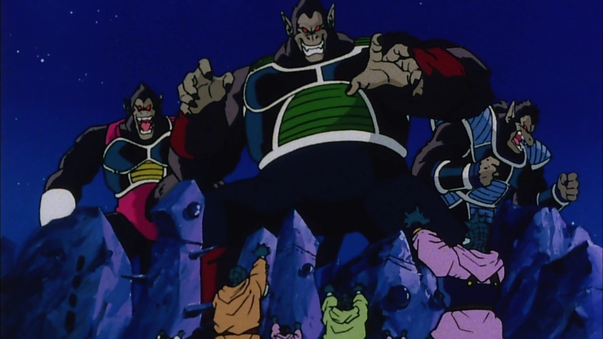 Well, that planet is screwed.  Really makes you wonder why the Saiyans didn't lead with this when invading other planets.