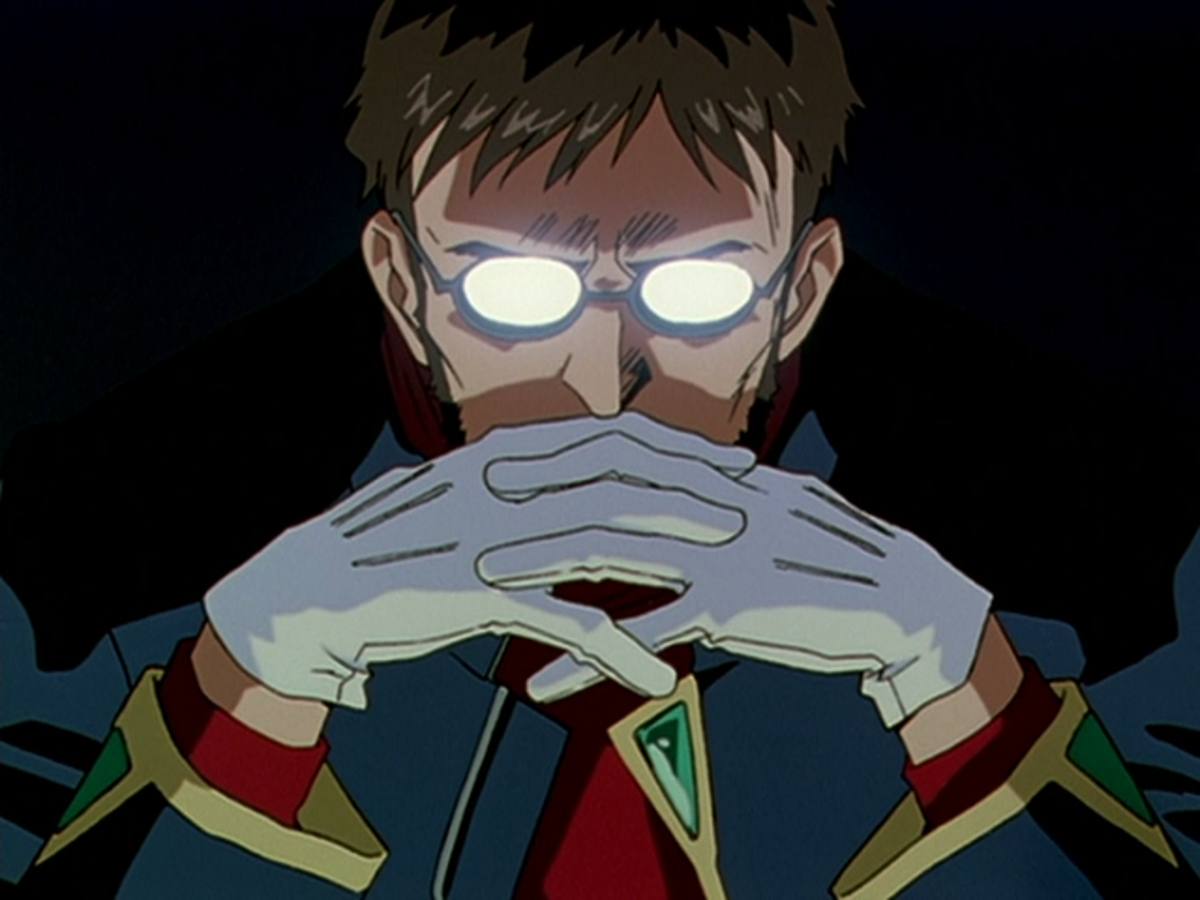 They fancy themselves as a thinker like Gendo Ikari.