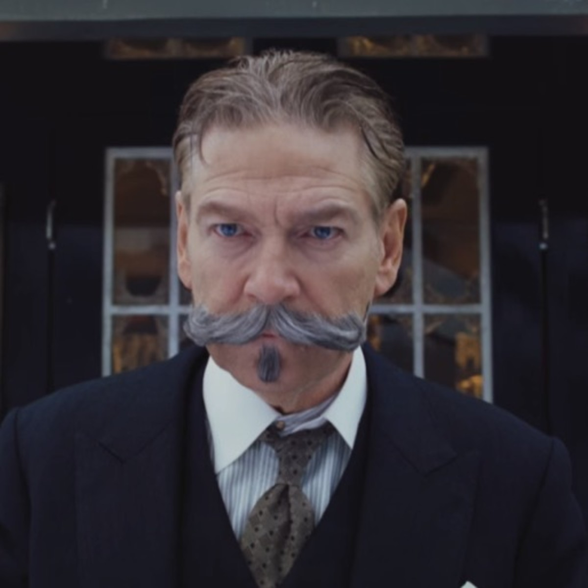 Branagh certainly chose the right man to play the leading role!