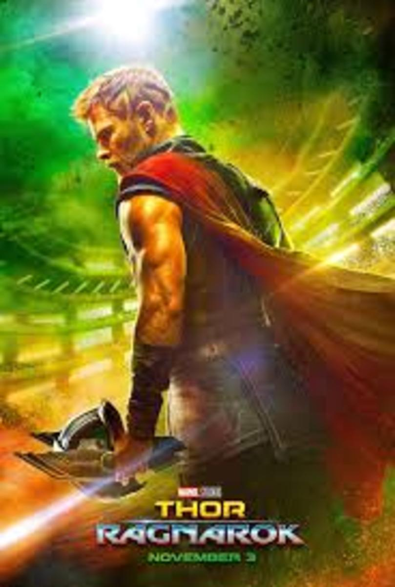 New Review: Thor: Ragnarok (2017)