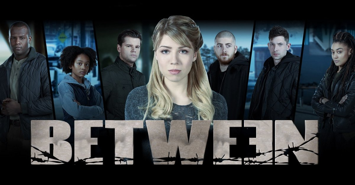 Between is a new take on sinister goings on in rural America.