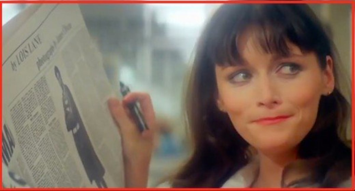 "Margot ""Lois Lane"" Kidder (1948-2018) battled bipolar disorder for most of her adult life."