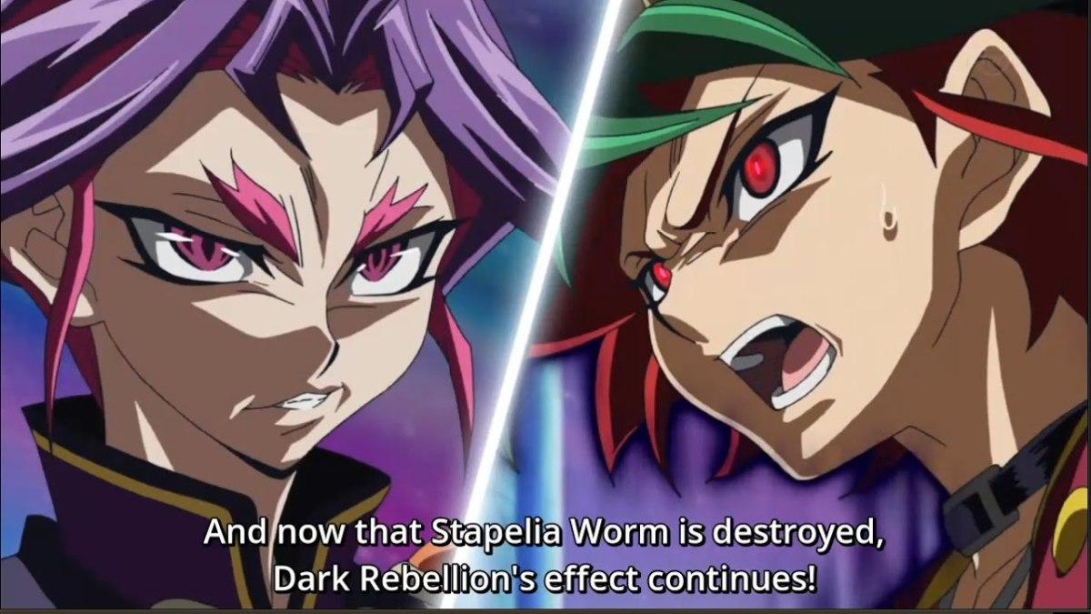 Yuri vs. Yuya