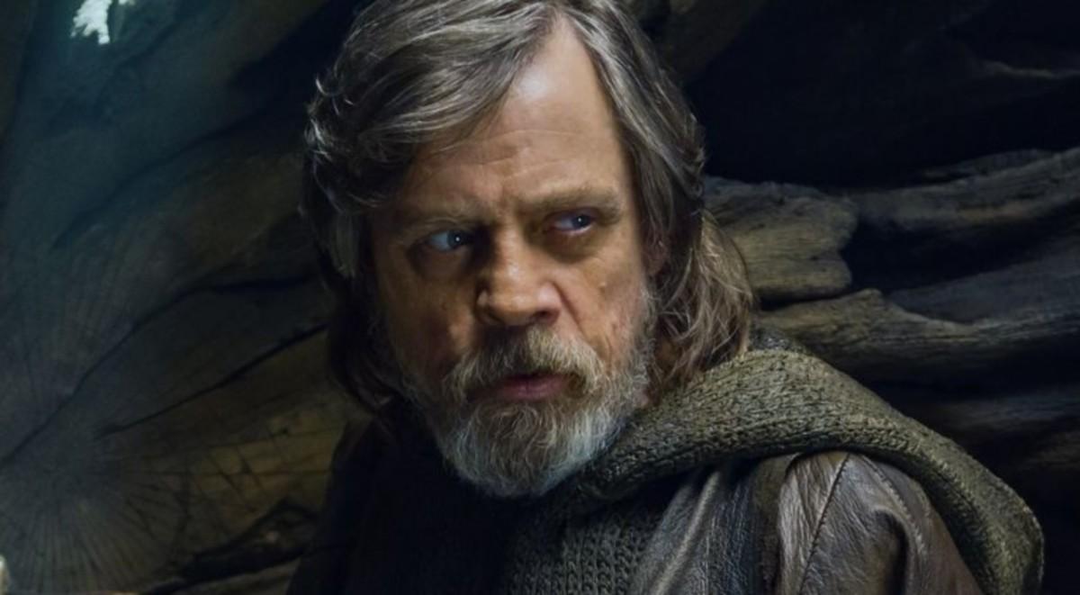 It's Luke Skywalker!