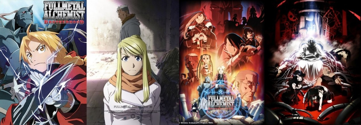 """Fullmetal Alchemist: Brotherhood"""