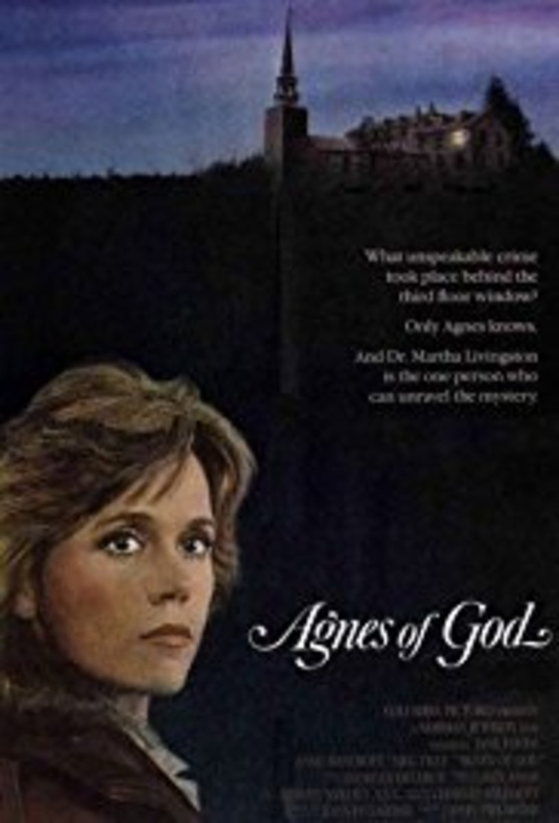 Ah, the 80s: Agnes of God (1985) Review