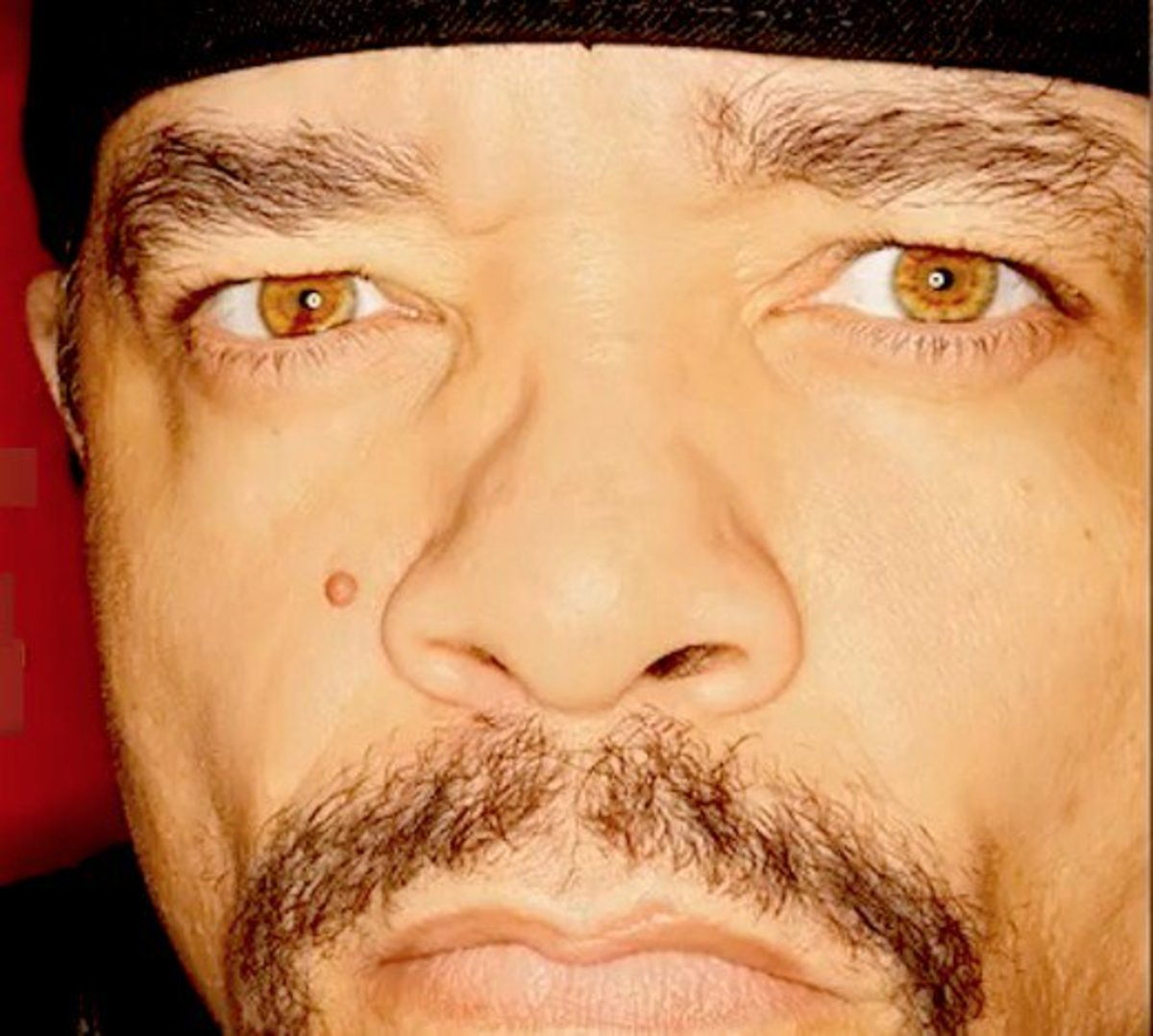 Ice-T -- Law & Order: SVU is another actor and famous orphan.
