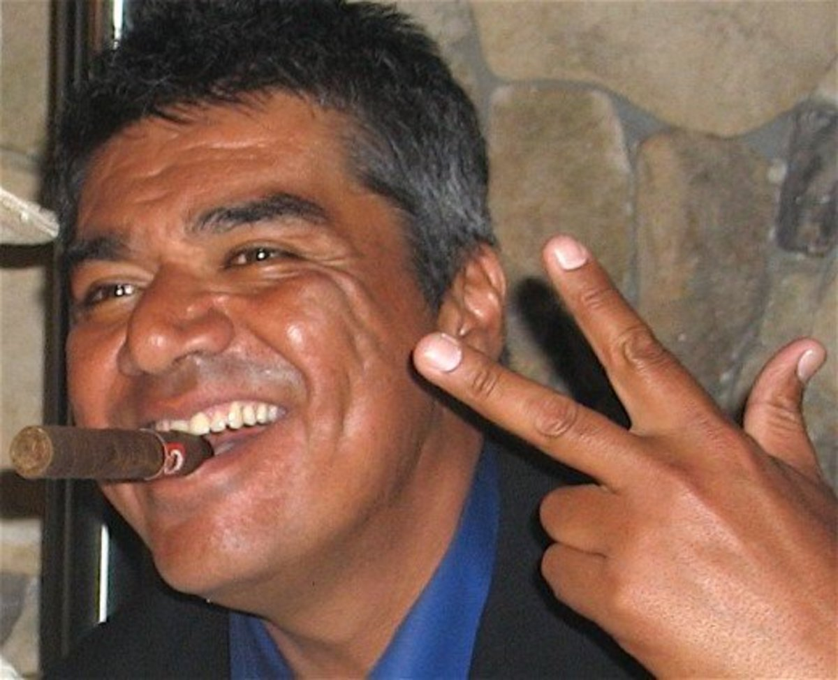 The George Lopez Shown made this famous orphan one of Hollywood's top Latino performers during its five year run.
