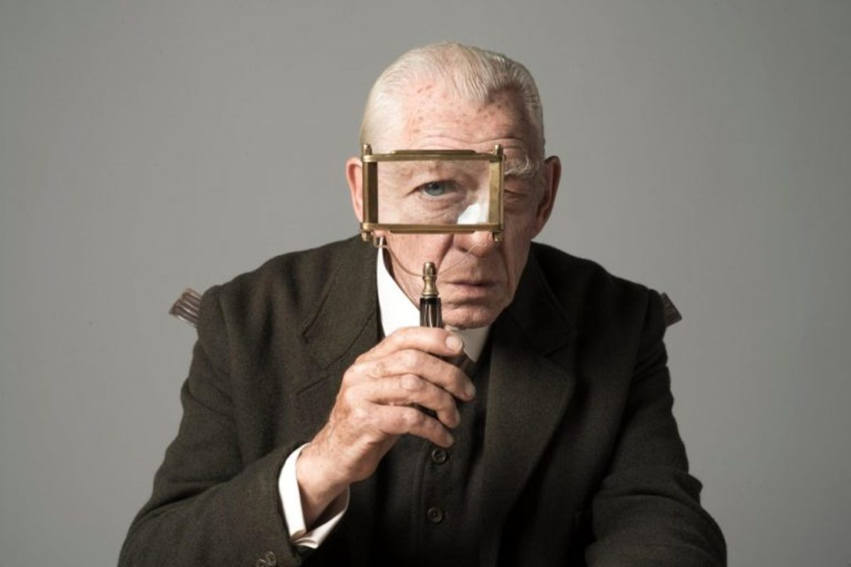 Ian McKellan in Mr. Holmes