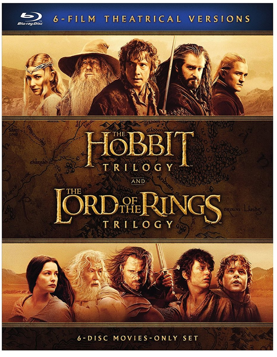 The Hobbit and The Lord of the Rings movies are based on the novels by J. R. R. with large portions of the trilogy inspired by the appendices to The Return of the King, and new material and characters added  | 10 Magical Movies Like Harry Potter
