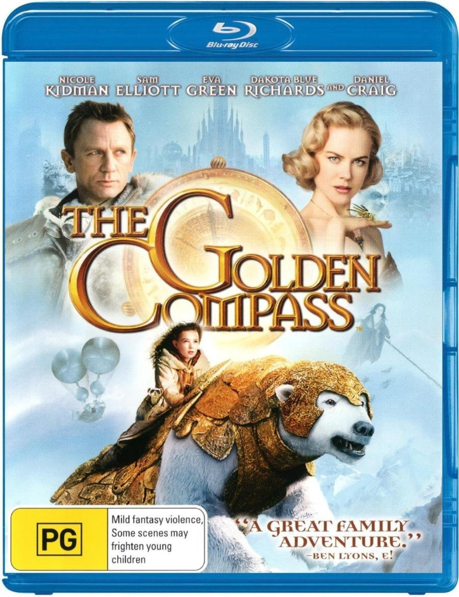 The Golden Compass is based on the first story in Philip Pullman's His Dark Materials trilogy | 10 Magical Movies Like Harry Potter