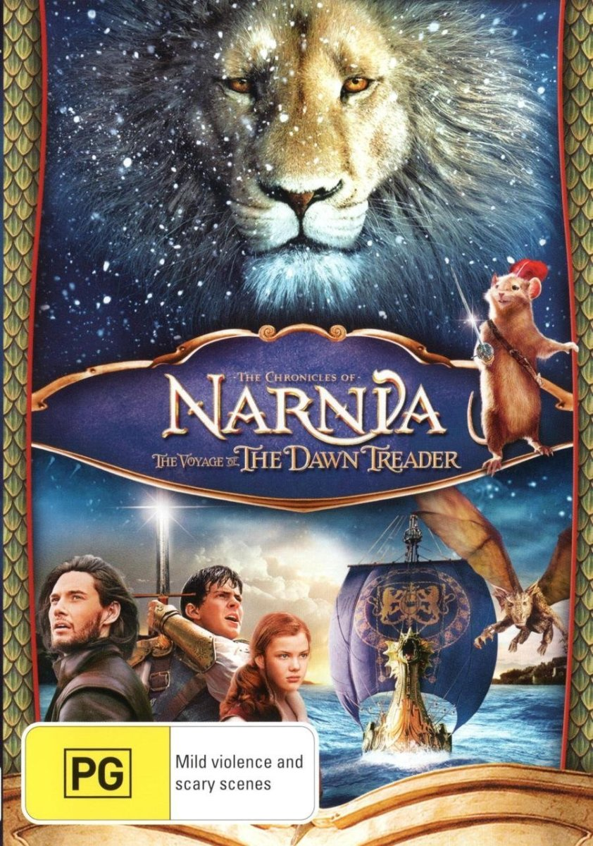 The Chronicles of Narnia Series is based on a series of seven fantasy novels by C. S. Lewis | 10 Magical Movies Like Harry Potter
