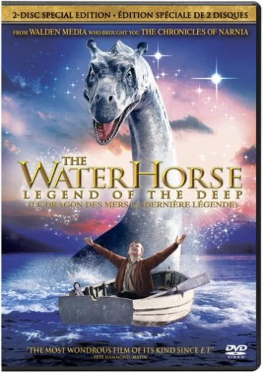 The screenplay of The Water Horse is an adaptation of Dick King-Smith's children's novel  | 10 Magical Movies Like Harry Potter
