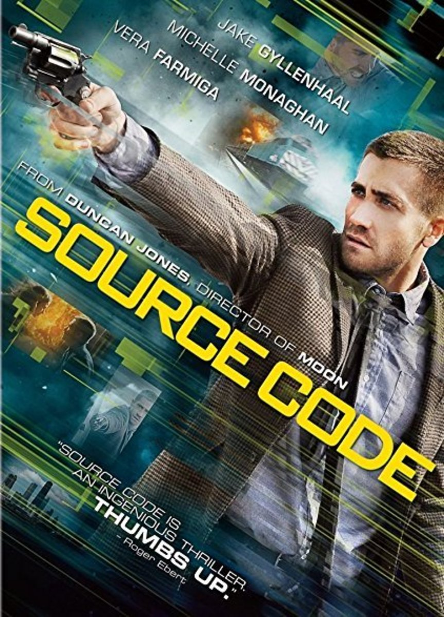 Source Code | 15 Mind-Bending Movies Like Inception That Will Mess With Your Head