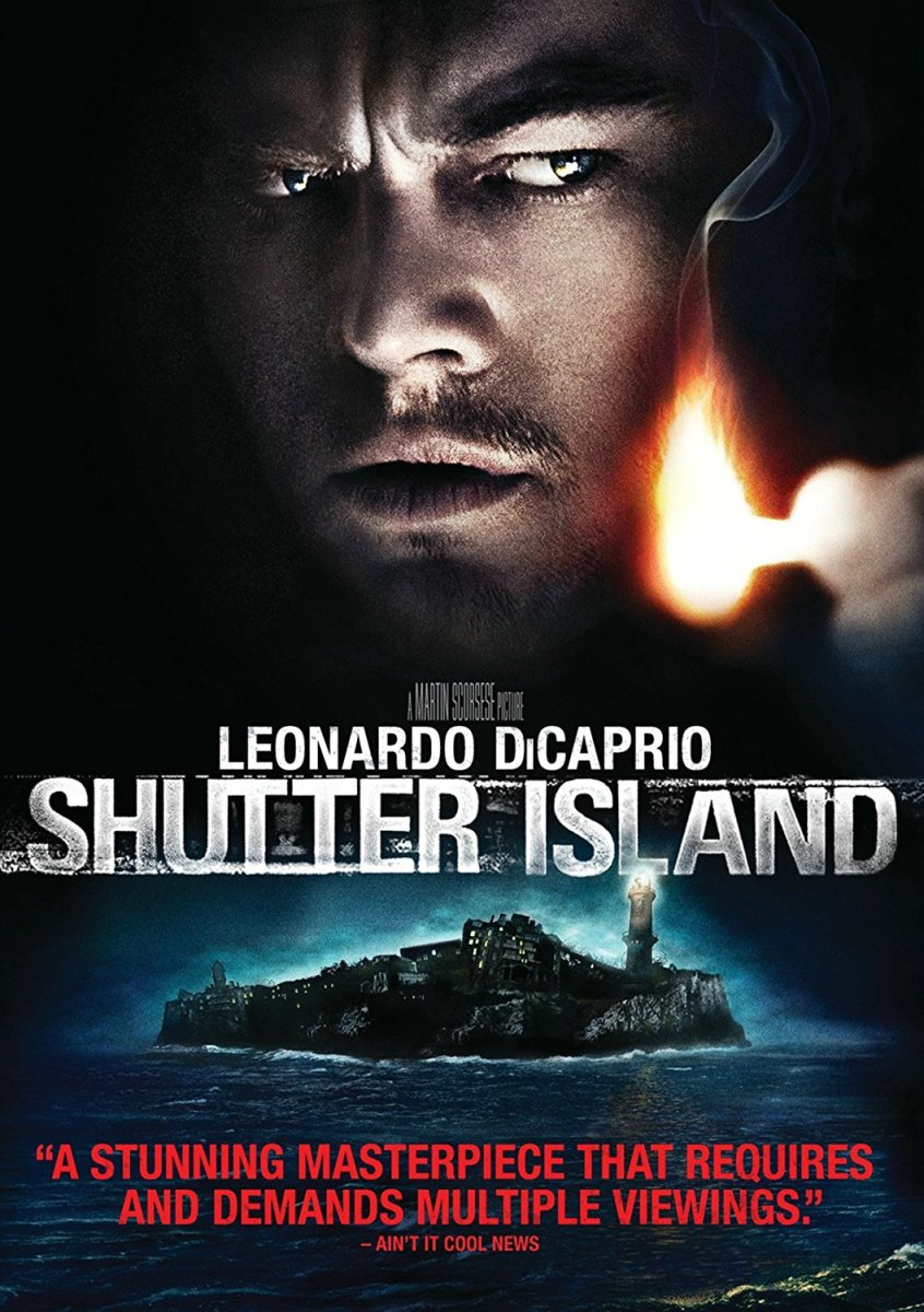 Shutter Island | 15 Mind-Bending Movies Like Inception That Will Mess With Your Head