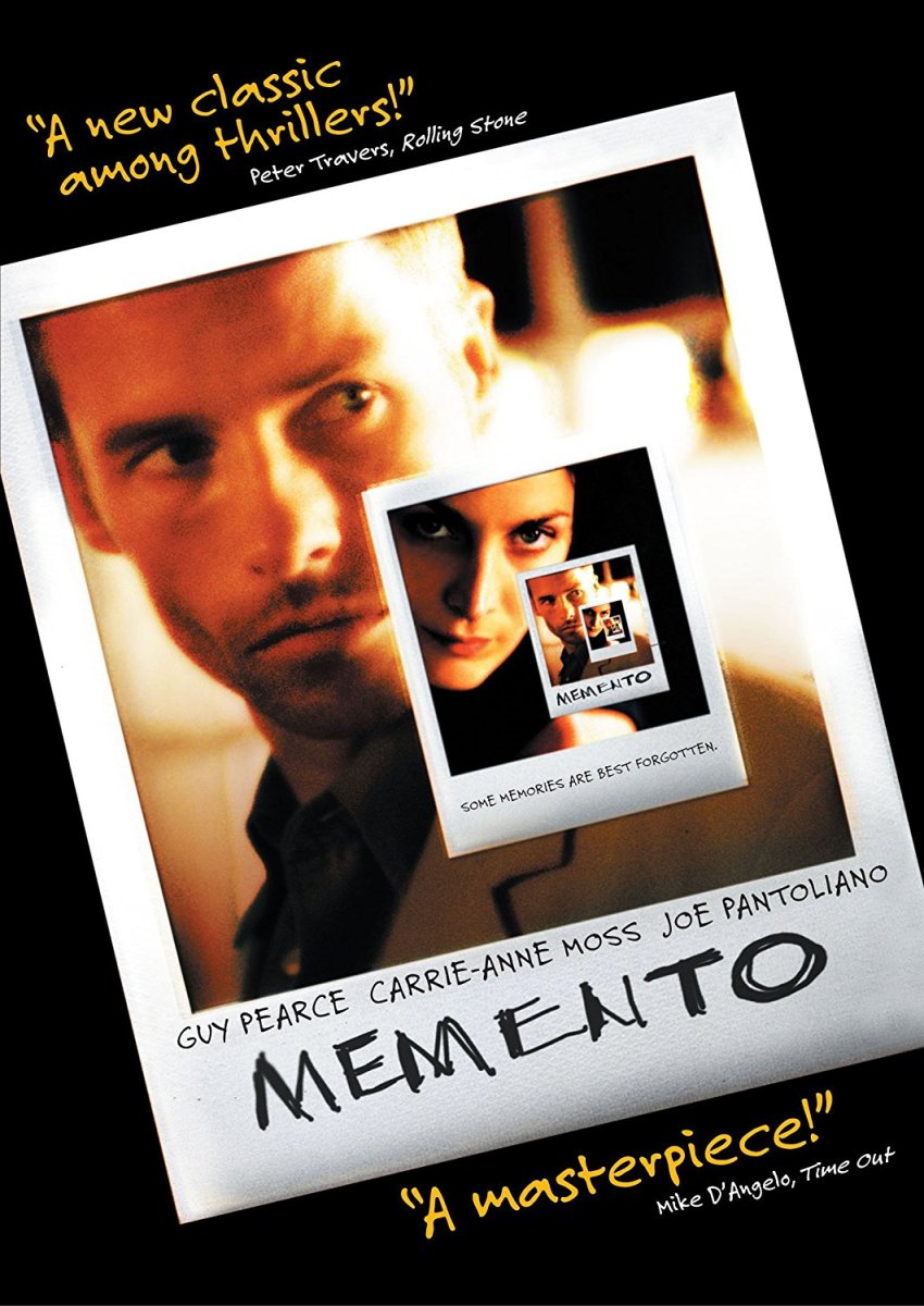 Memento | 15 Mind-Bending Movies Like Inception That Will Mess With Your Head