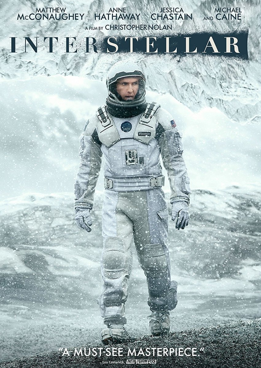 Interstellar | 15 Mind-Bending Movies Like Inception That Will Mess With Your Head
