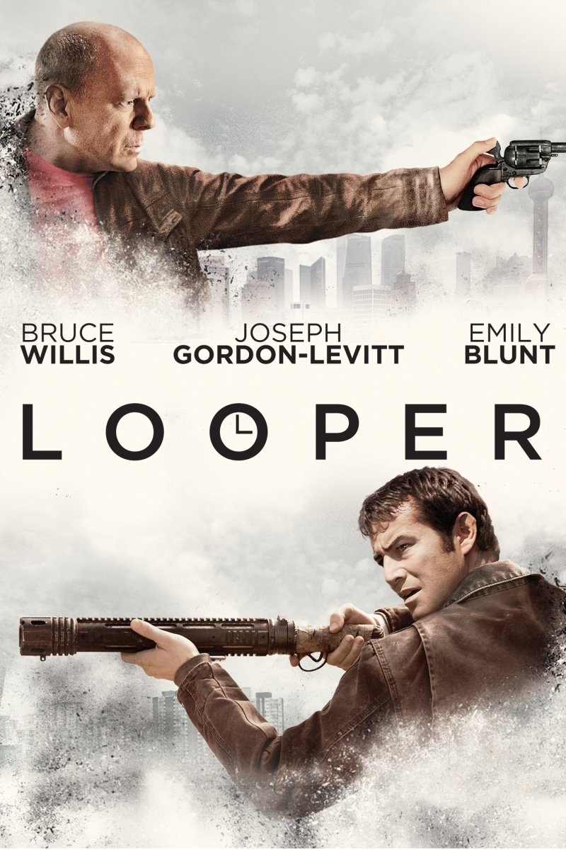 Looper | 15 Mind-Bending Movies Like Inception That Will Mess With Your Head