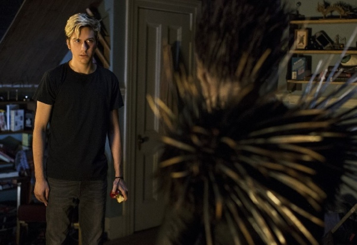 No Ryuk, I'll never return the Death Note I no longer wish I owned!