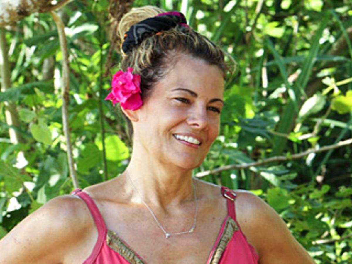 Lisa Whelchel, actress and Survivor