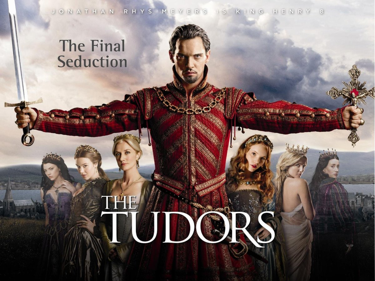 The Tudors | 20 TV Shows Like Game of Thrones You Should Watch
