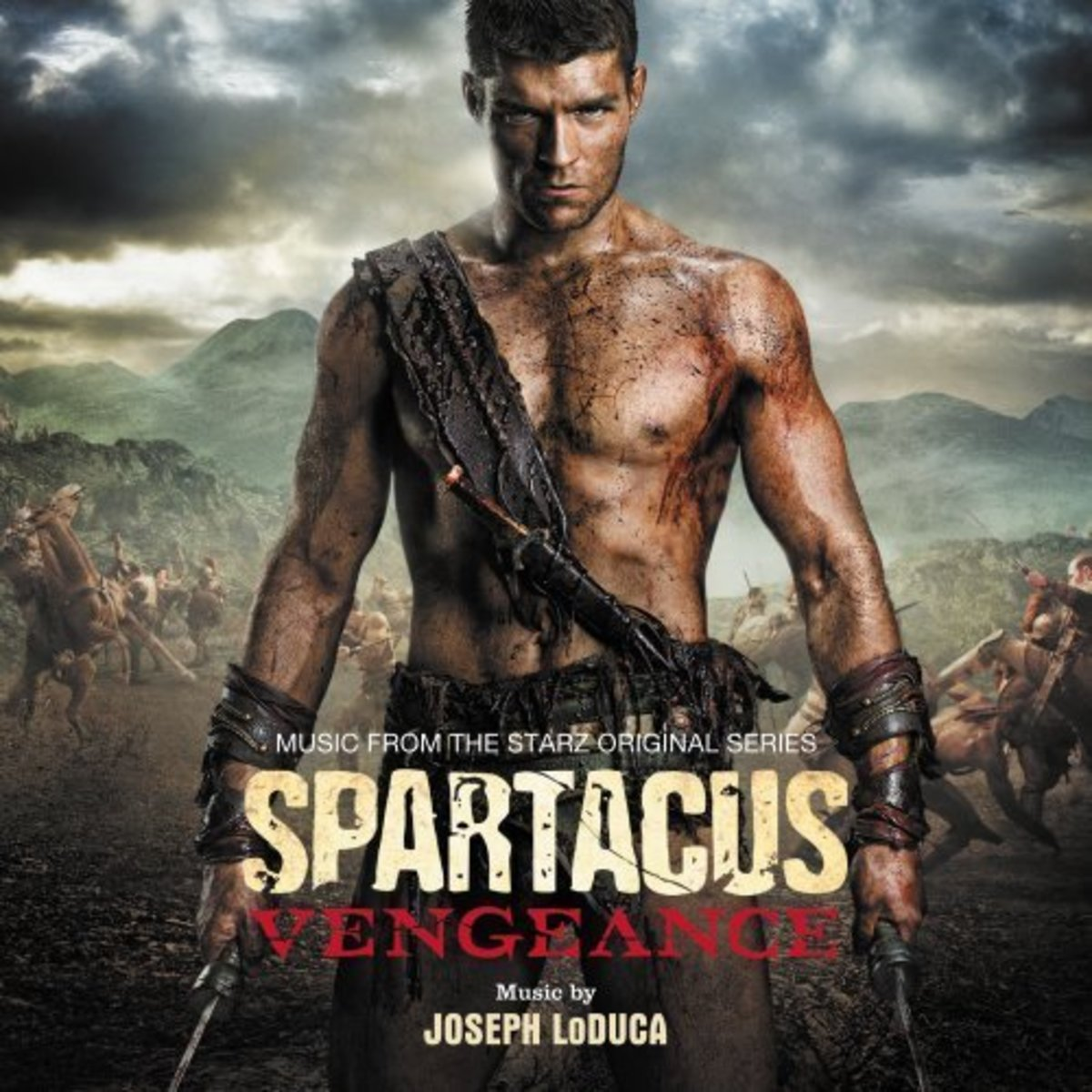 Spartacus | 20 TV Shows Like Game of Thrones You Should Watch