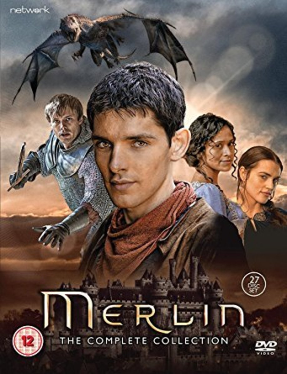Merlin | 20 TV Shows Like Game of Thrones You Should Watch