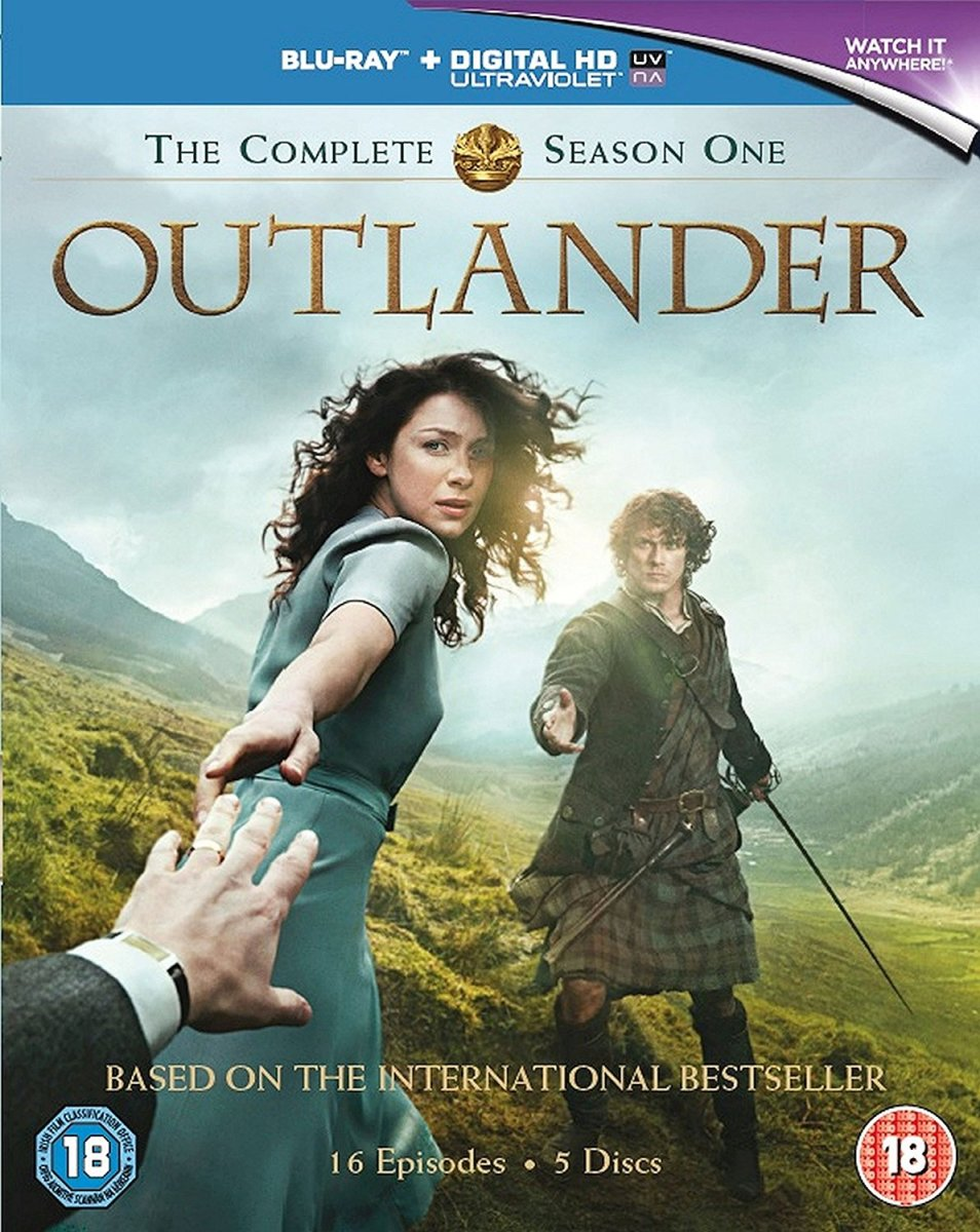 Outlander | 20 TV Shows Like Game of Thrones You Should Watch