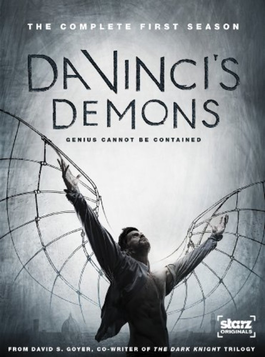 Da Vinci's Demons | 20 TV Shows Like Game of Thrones You Should Watch