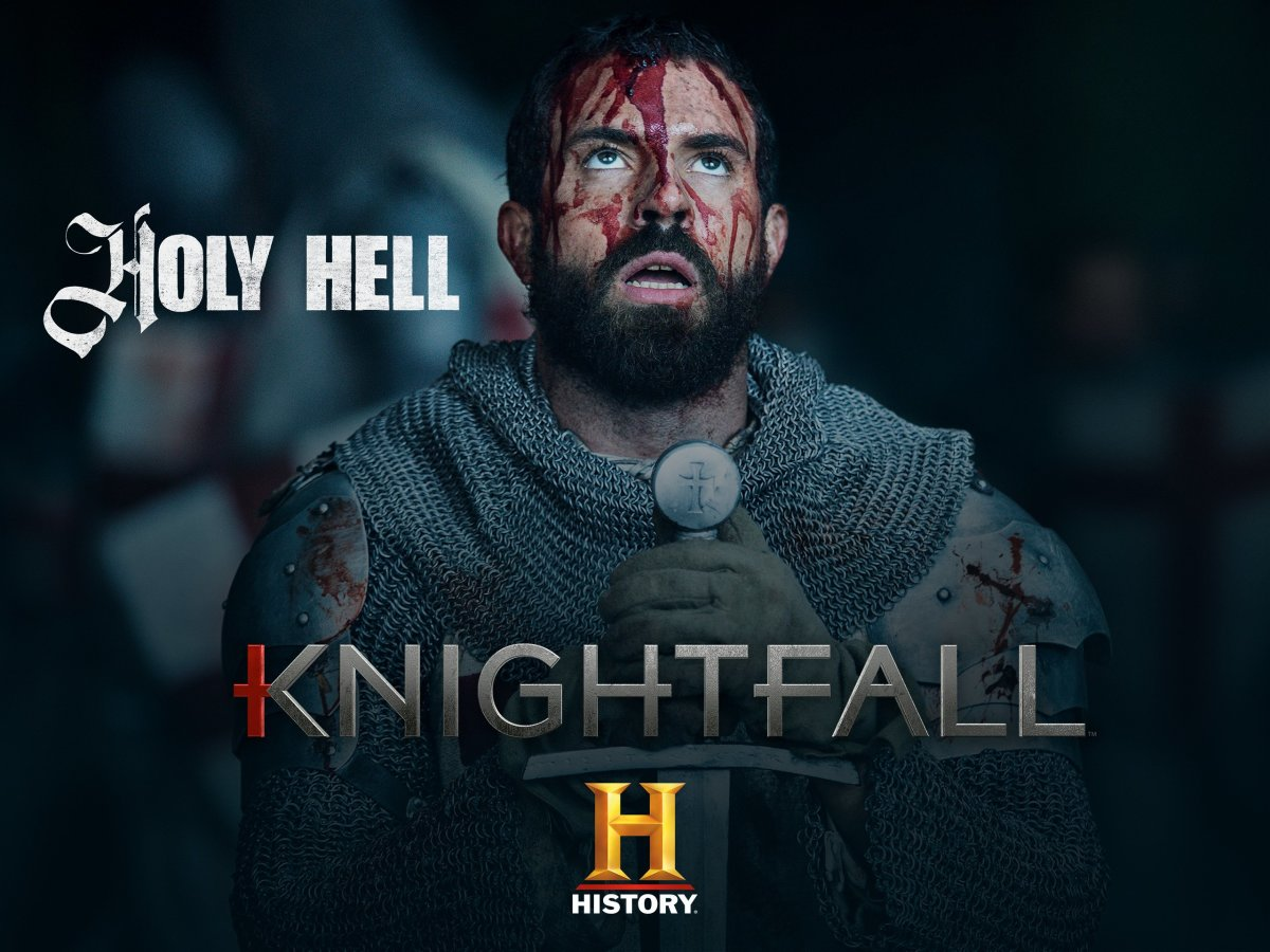 Knightfall | 20 TV Shows Like Game of Thrones You Should Watch