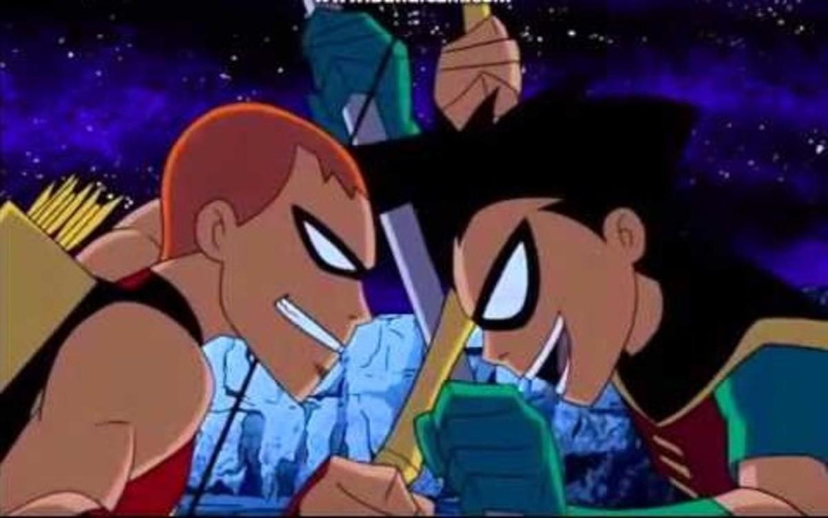 Robin vs Speedy