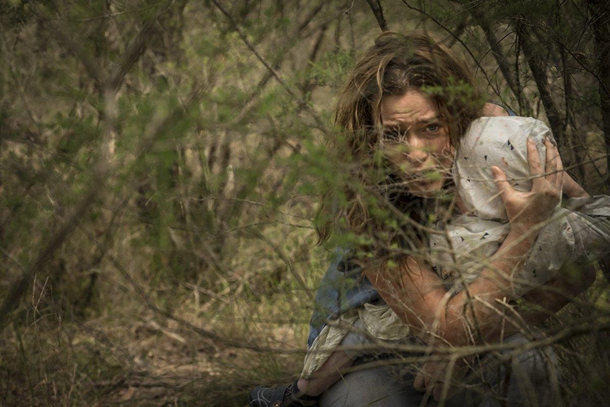 Harriet Dyer plays Sam. Will she survive?