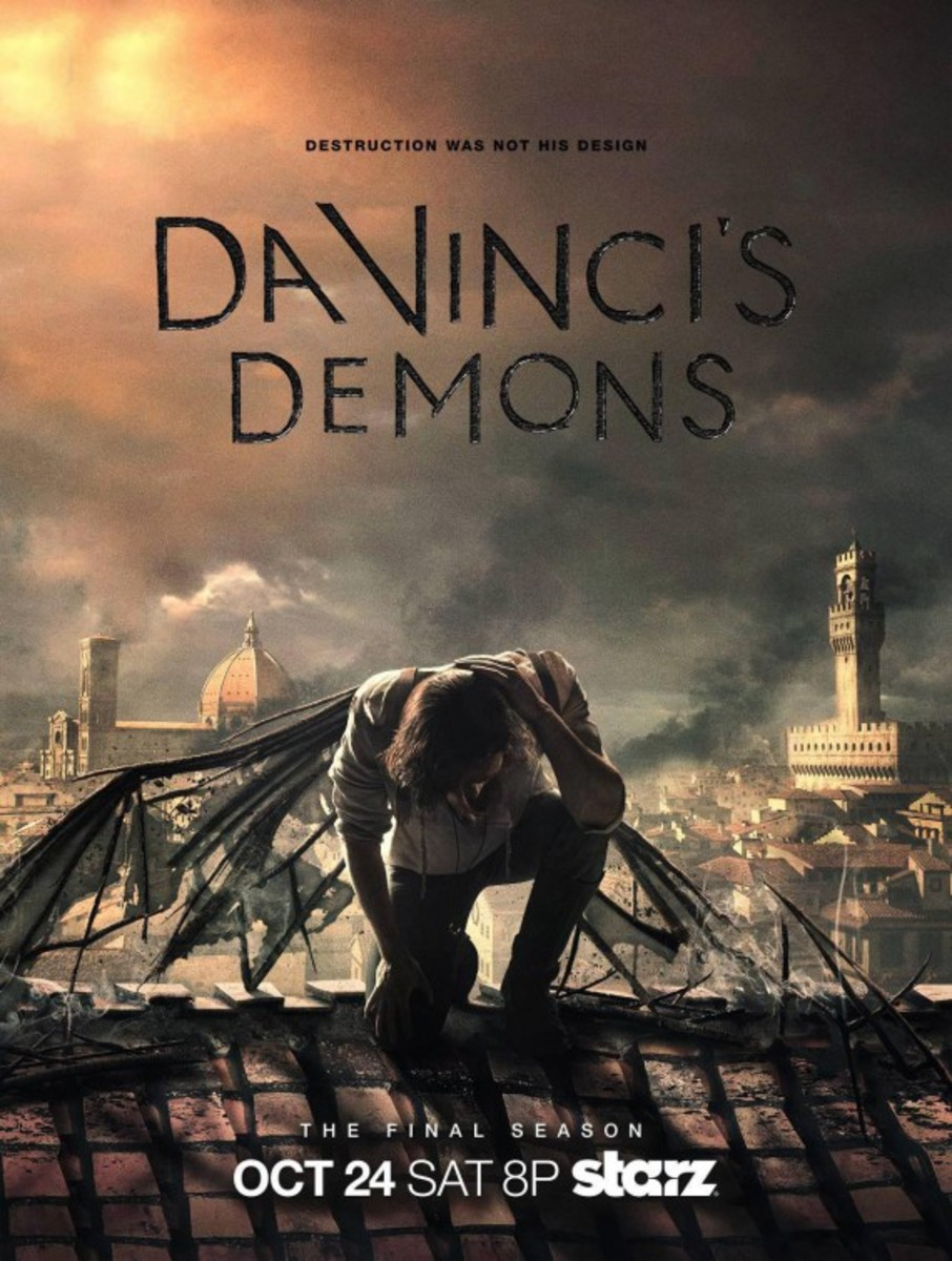 Da Vinci's Demons   11 Best Historical TV Shows Like Vikings