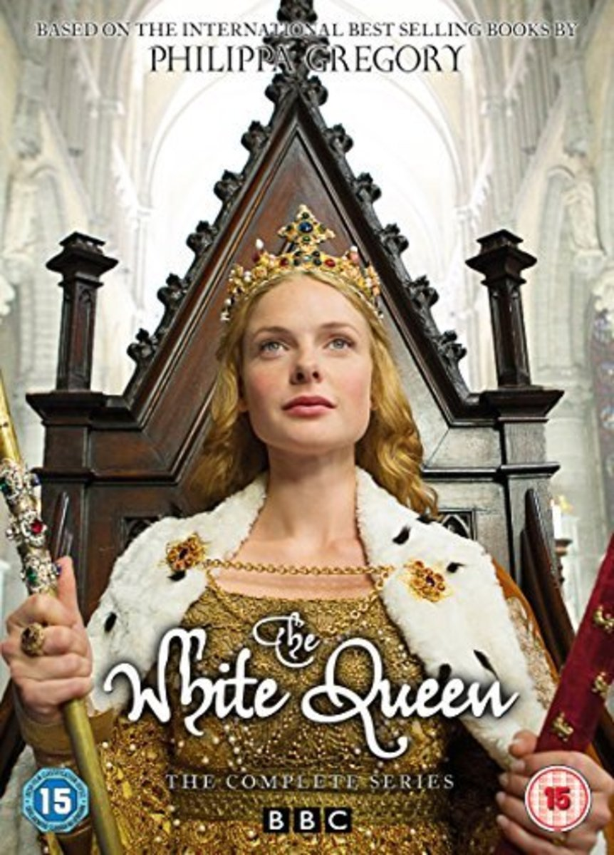 The White Queen   11 Best Historical TV Shows Like Vikings