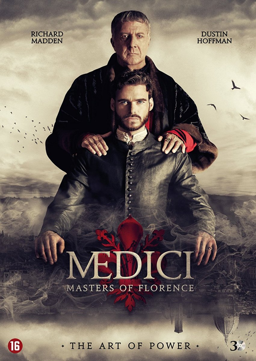 Medici: Masters of Florence   11 Best Historical TV Shows Like Vikings