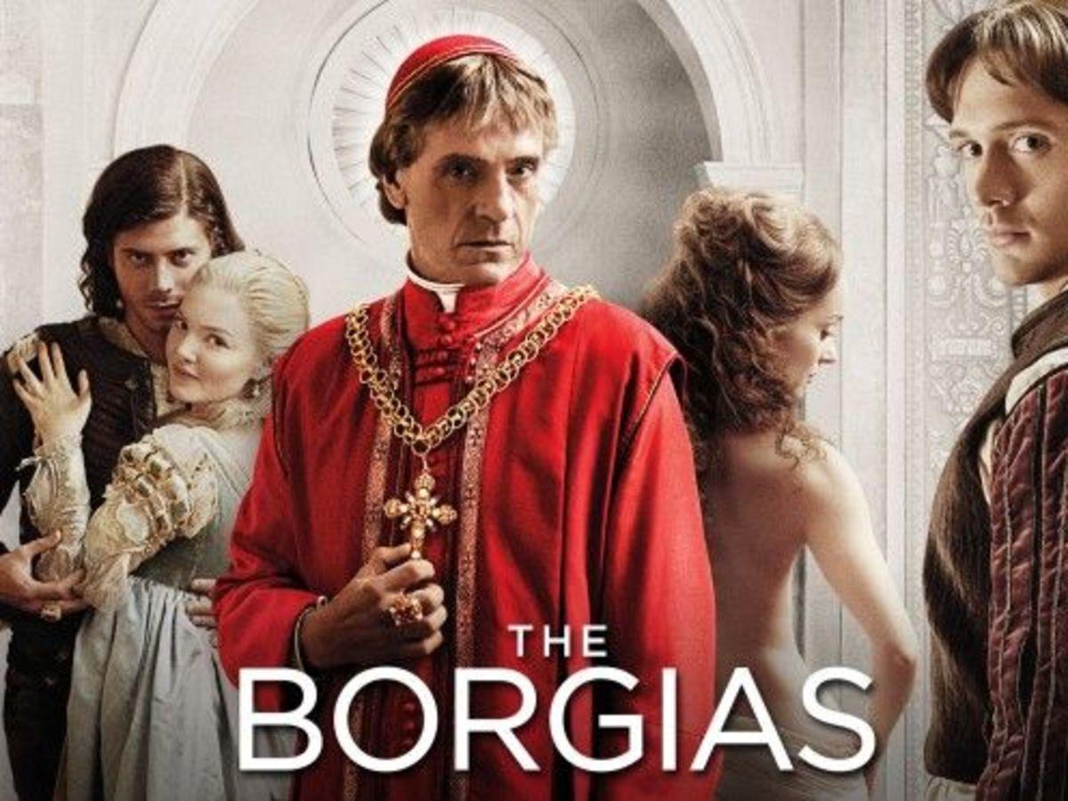 The Borgias   11 Best Historical TV Shows Like Vikings