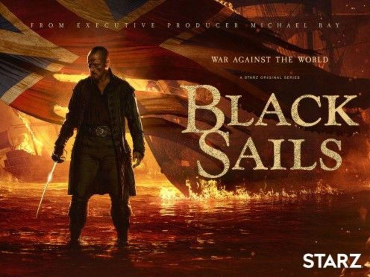 Black Sails   11 Best Historical TV Shows Like Vikings