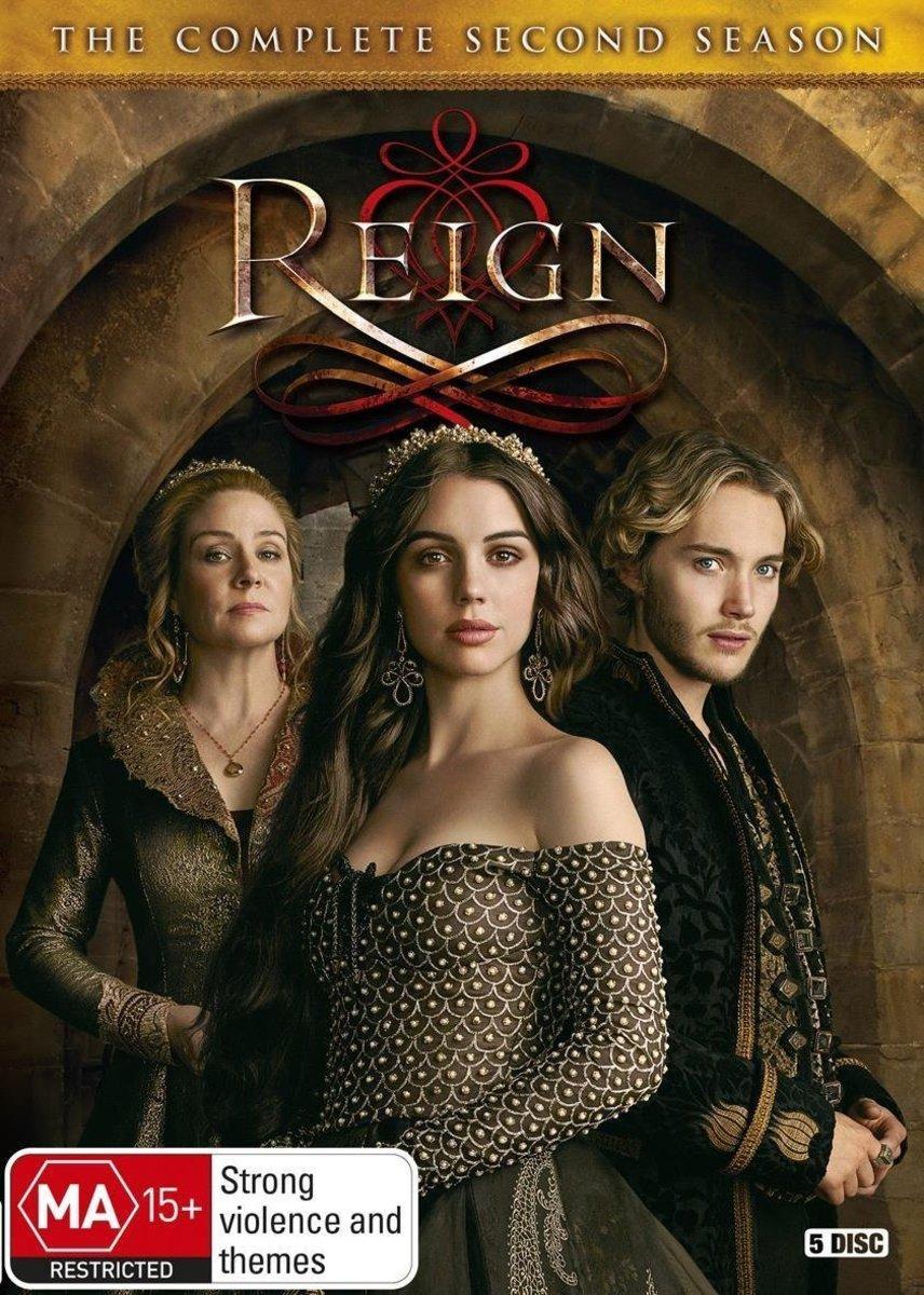 Reign   11 Best Historical TV Shows Like Vikings